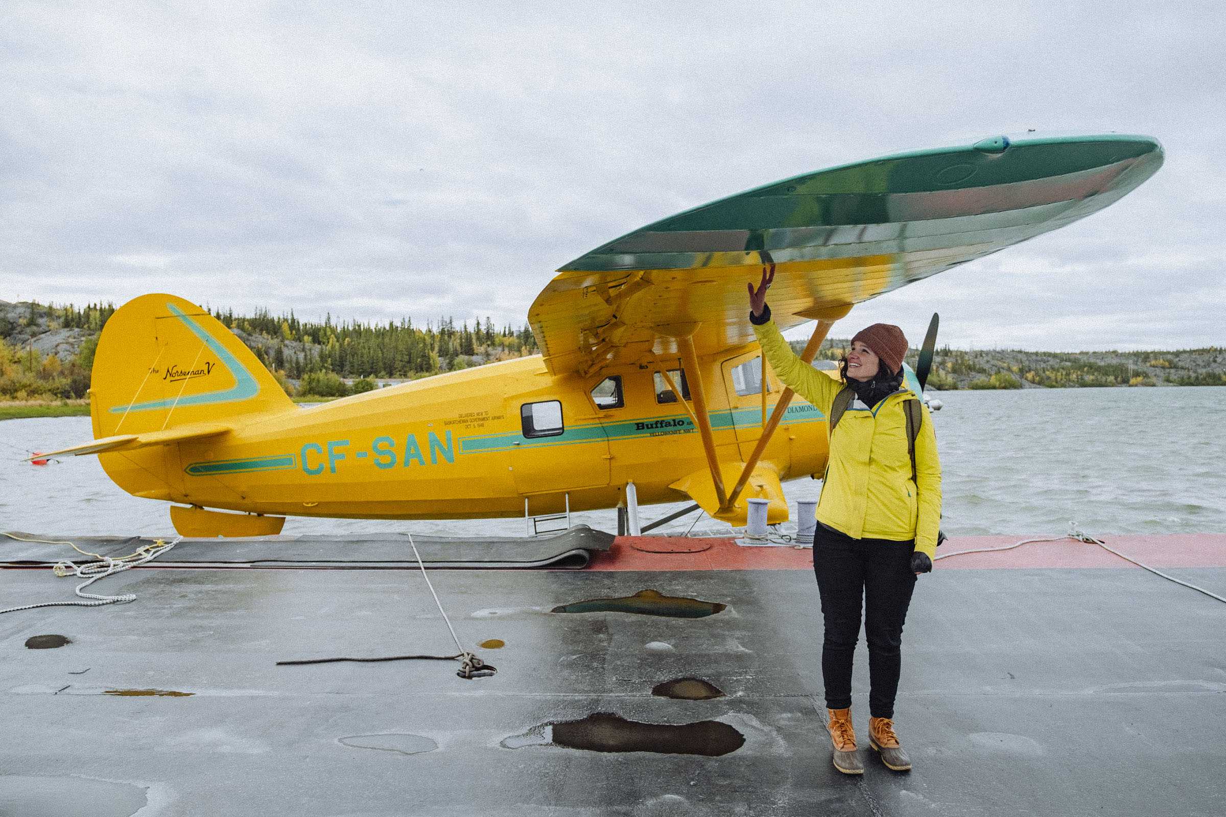 72 hrs in Yellowknife