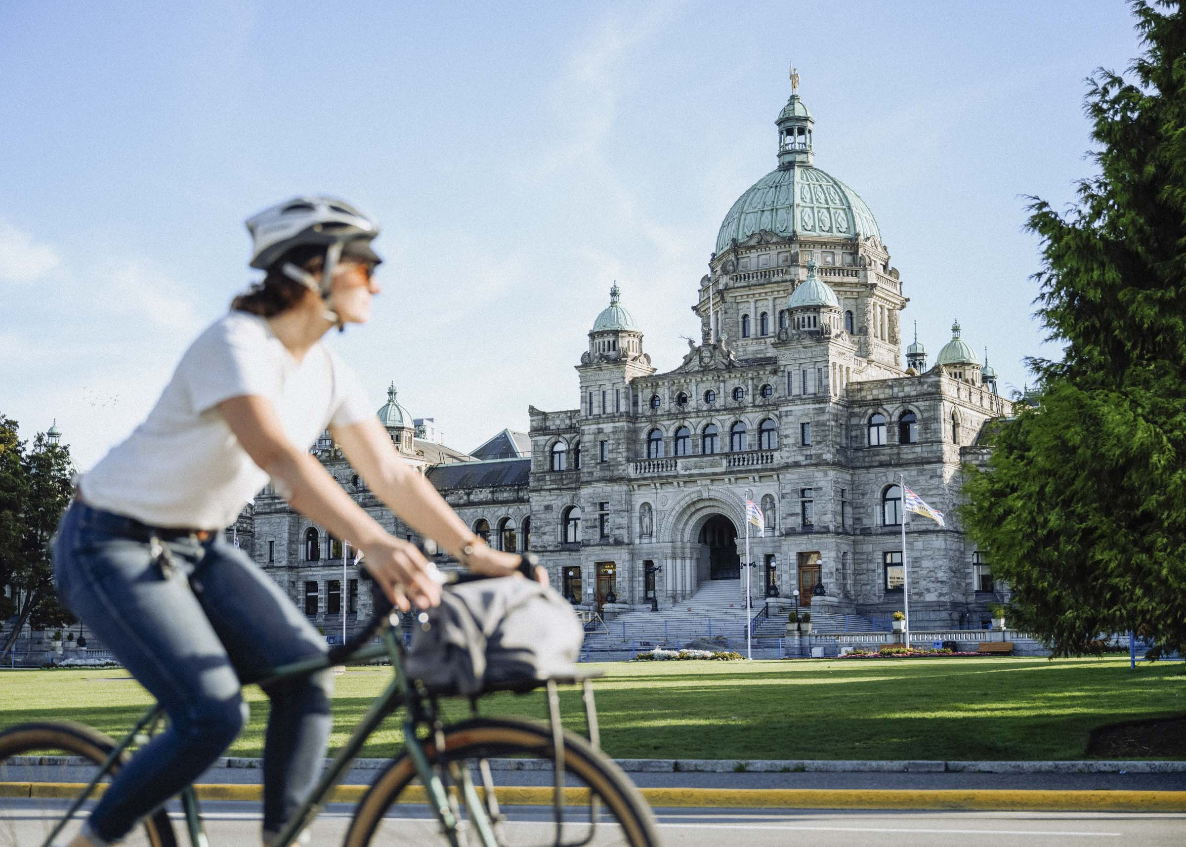 Victoria by Bicycle