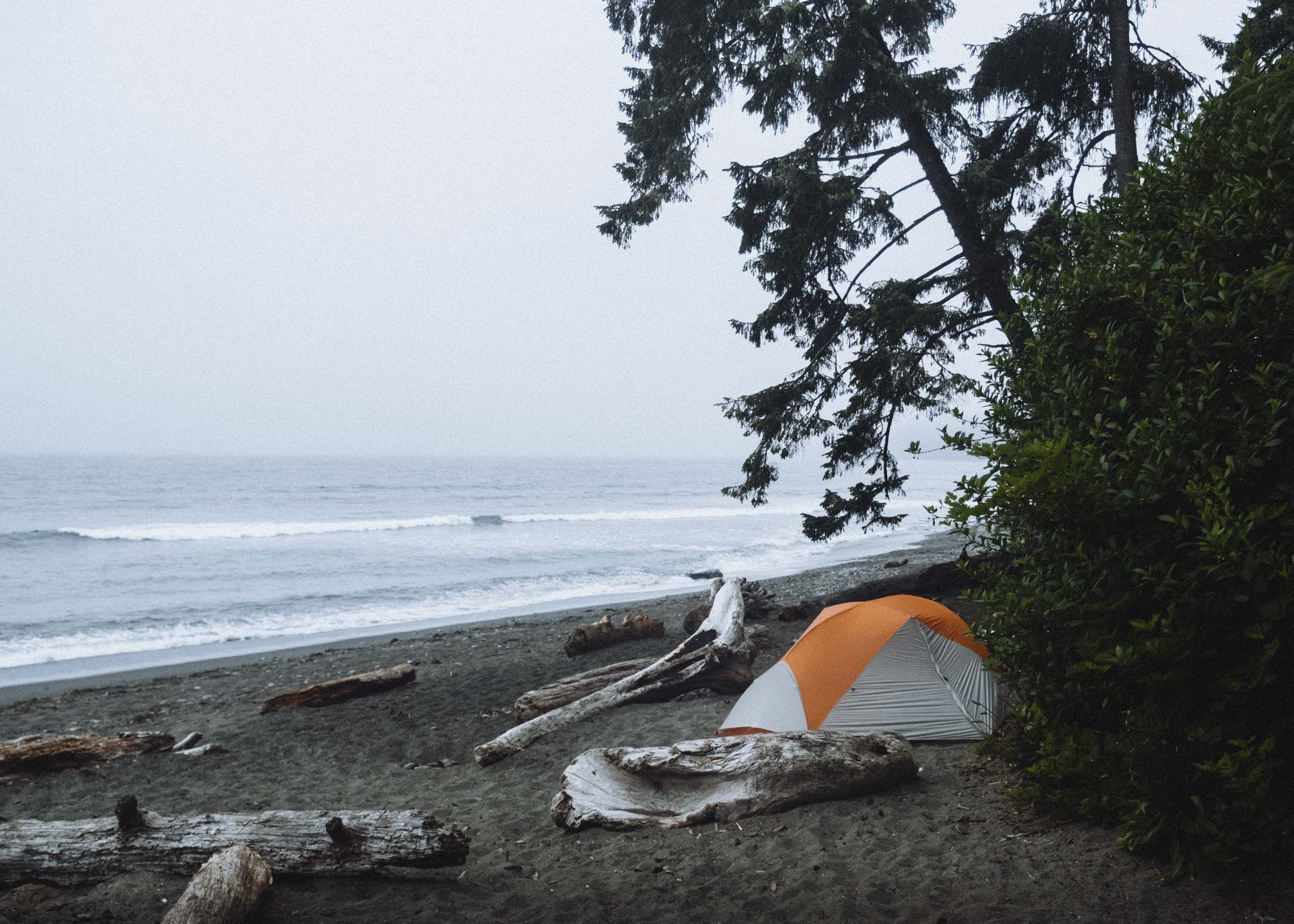 The Juan de Fuca Trail